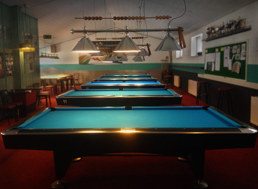 Billiard im Playhouse Fürstenfeldbruck